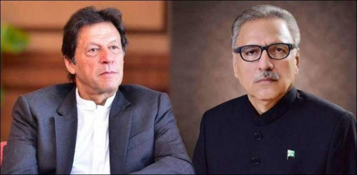 President and prime minister of Pakistan